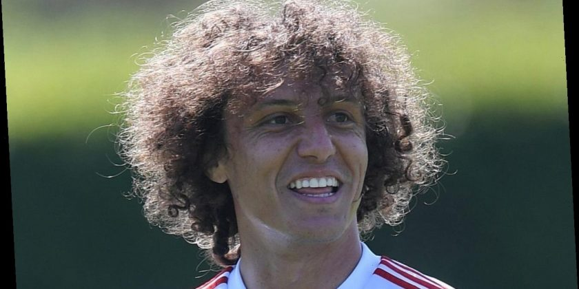 David Luiz 'doesn't Want To Leave Arsenal' As Agent Hints