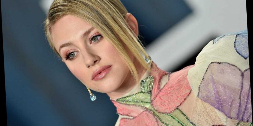 Lili Reinhart apologizes for using topless photo to
