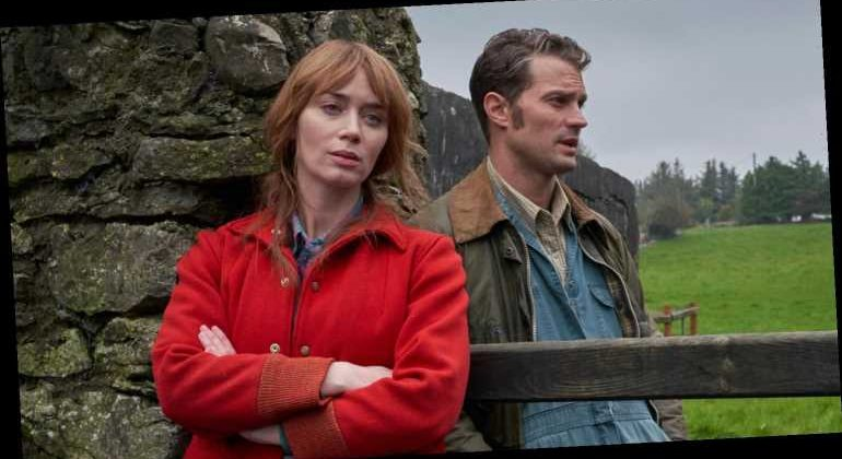 Emily Blunt Has Her Heart Set On Jamie Dornan In Wild Mountain Thyme First Look Pics Revealed Johnscience Com