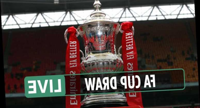 FA Cup 3rd round draw LIVE: Watch stream FREE, start time ...